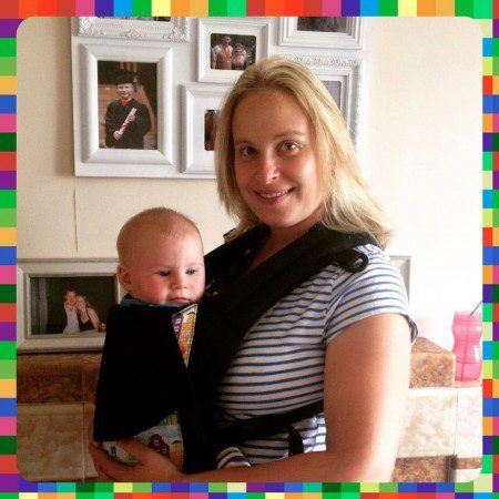 Motherhood, parenting, mother with baby