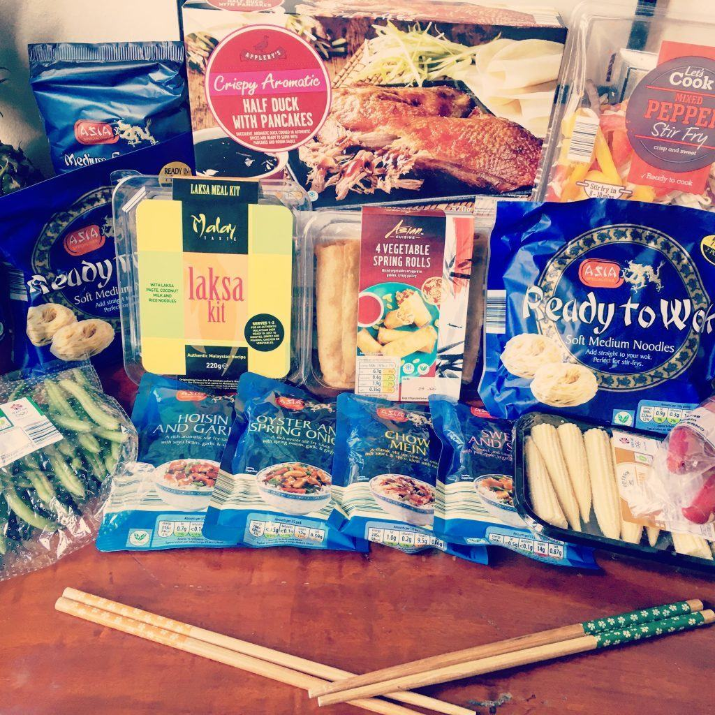 5 Chinese New Year Dinner Ideas With Aldi