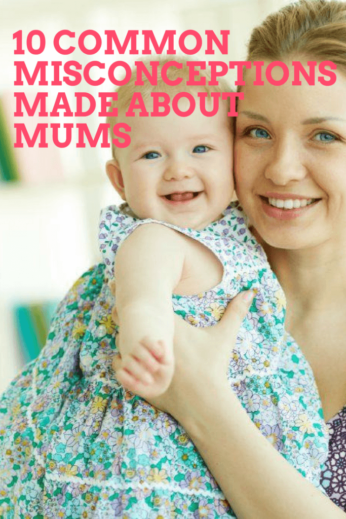 misconceptions made about mums