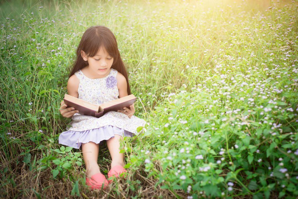 children to love reading