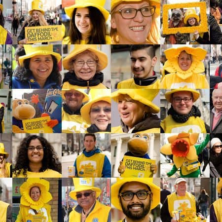 Fundraising ideas for The Great Daffodil Appeal