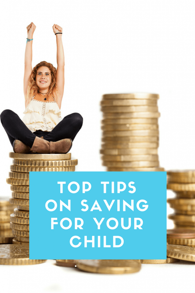Top tips on saving for your child