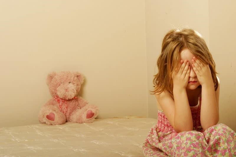 disciplining a sensitive child