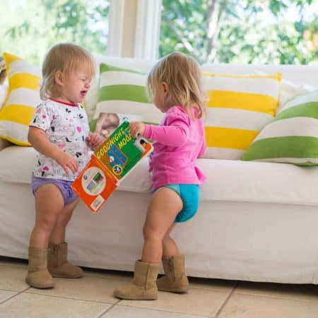 toddlers are like drunk people