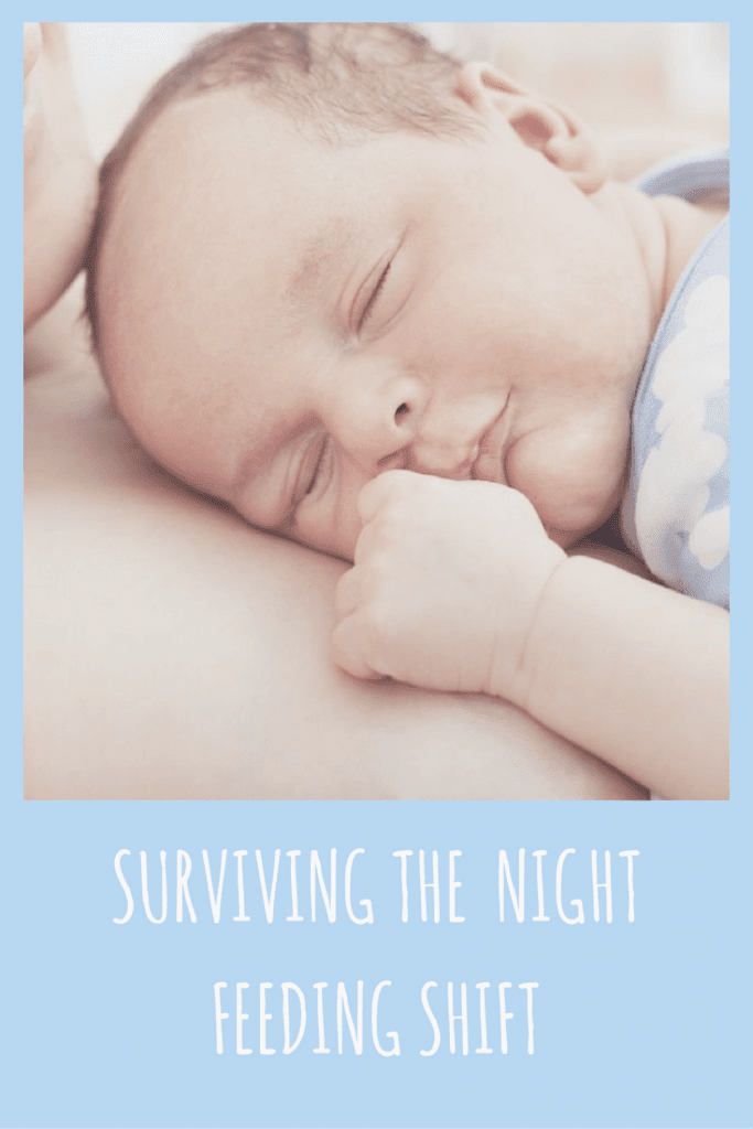 A breastfeeding mum's guide to surviving the night feeding shift