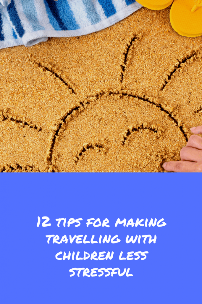 12 tips for making travelling with children less stressful