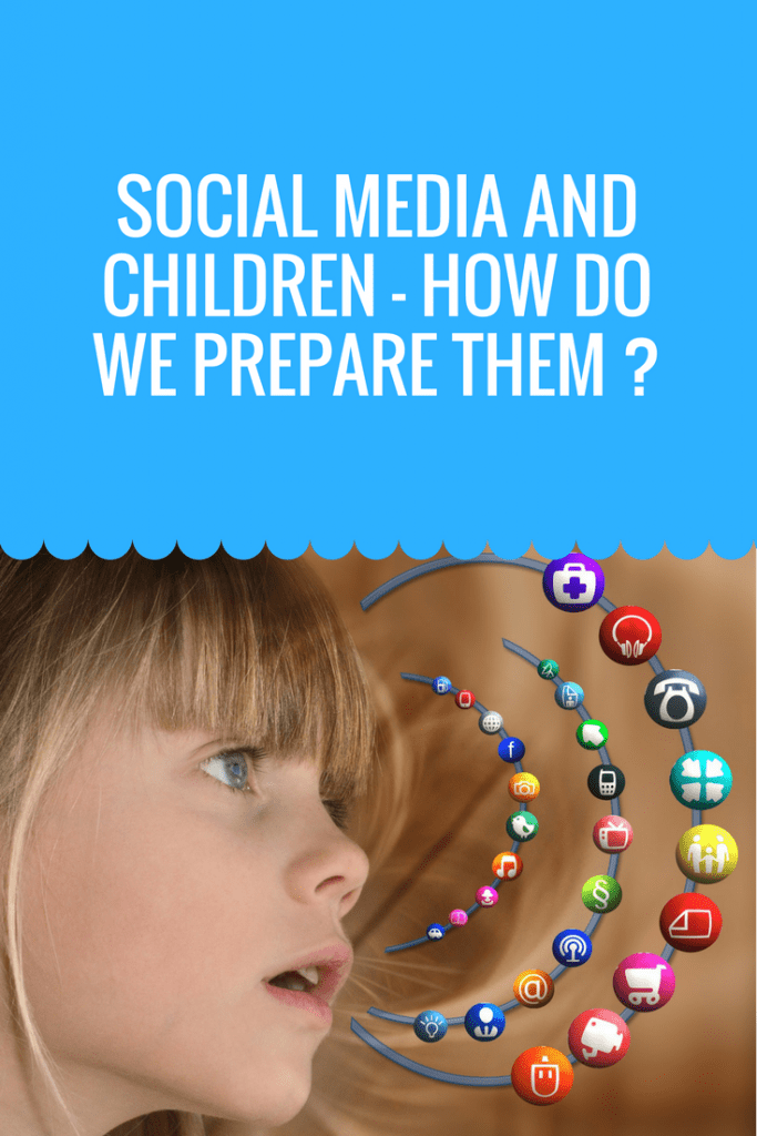 Social media and children - how do we prepare them going forward?