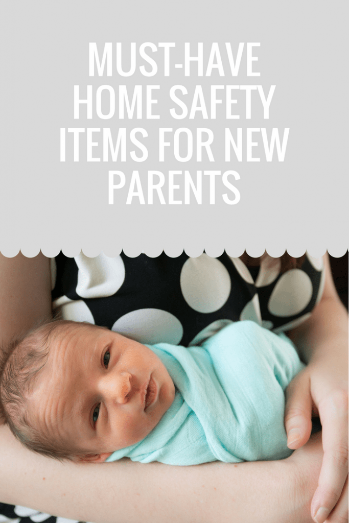 Must-have home safety items for new parents