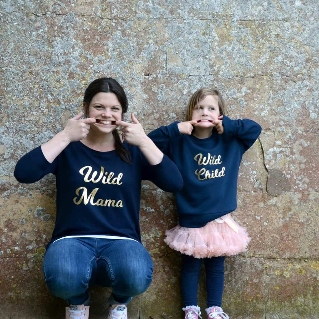mummy and me tops