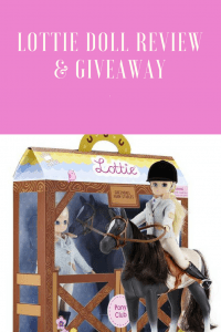 Lottie Dolls toy review and giveaway