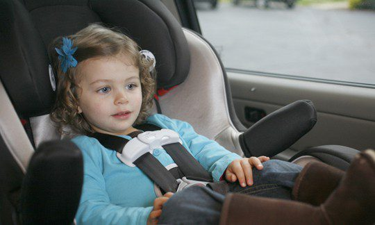 Why it's important to keep your child in a rear-facing car ...