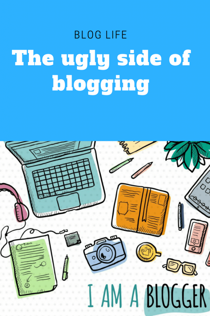 Blog life: The ugly side of blogging