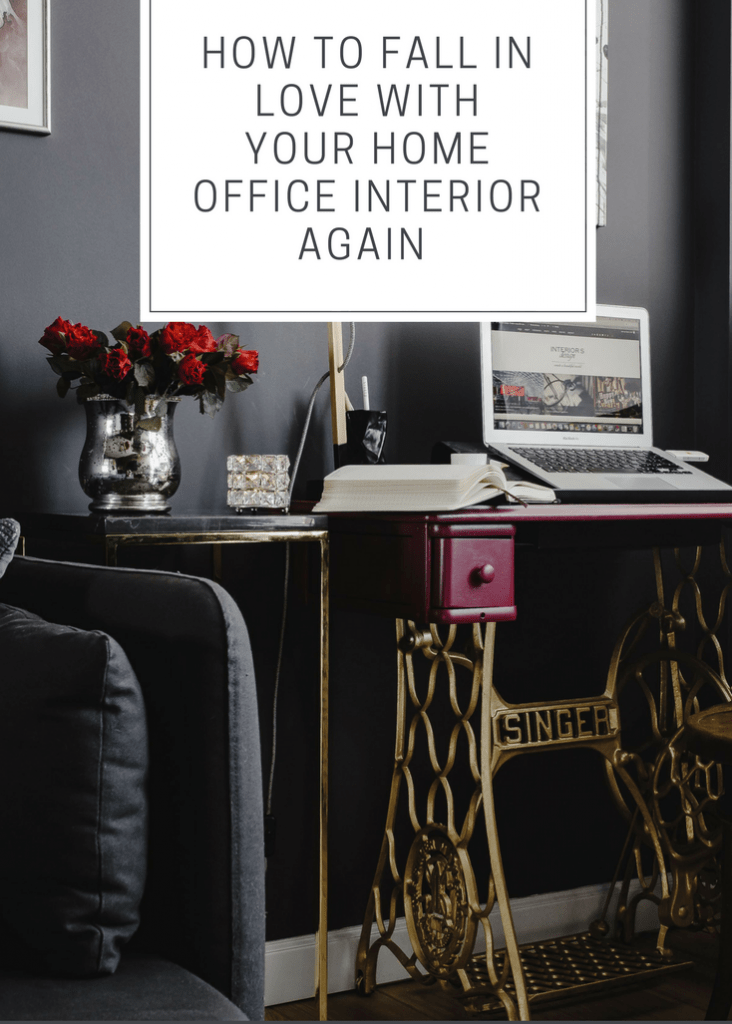 How to fall in love with your home office interior again
