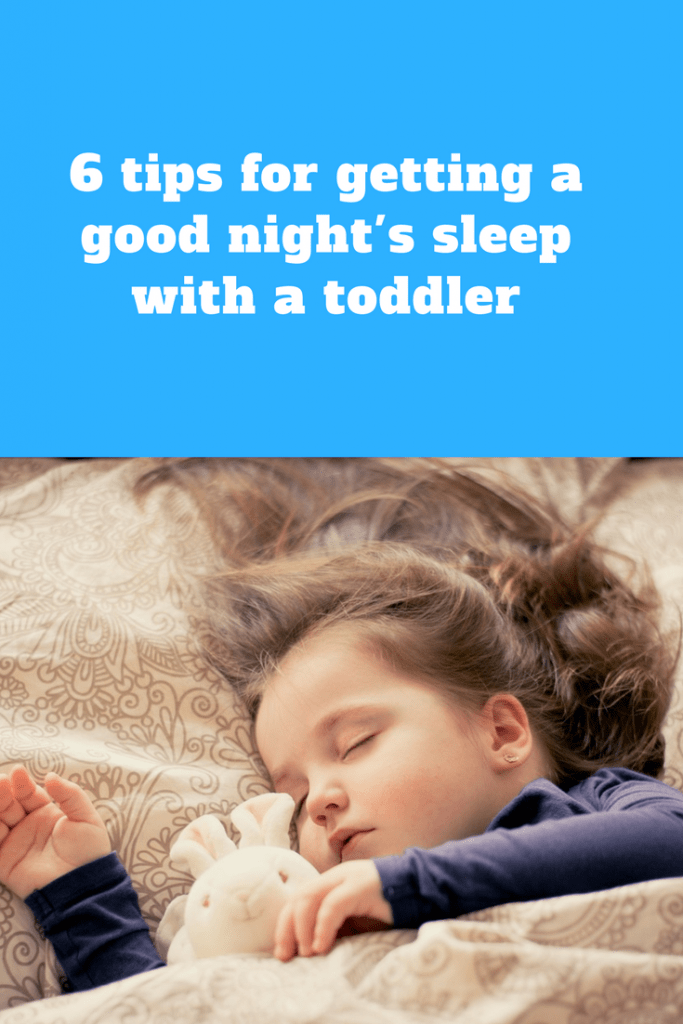 how to get a toddler to sleep at night