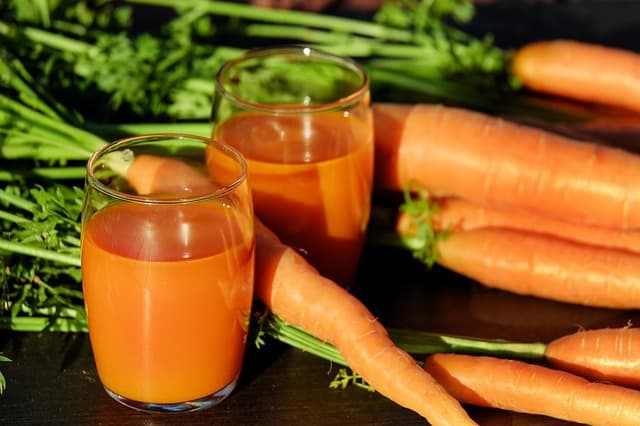 healthy juices for mums