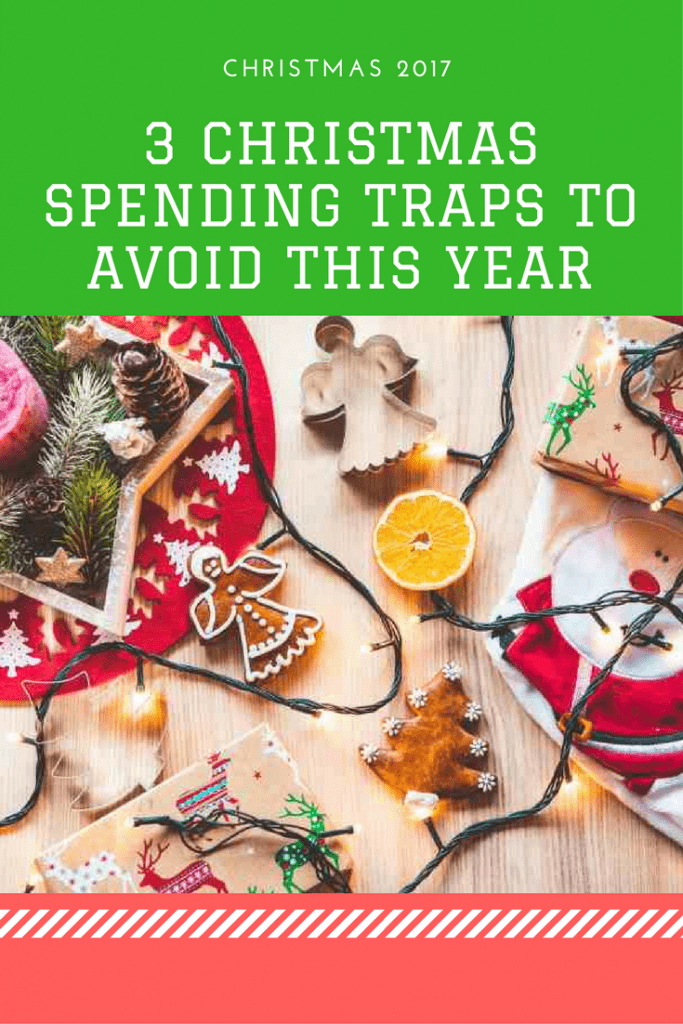 3 Christmas spending traps to avoid this year