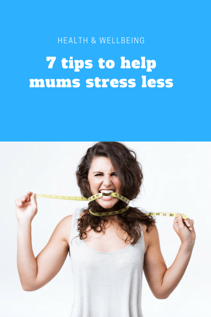 mums stress less