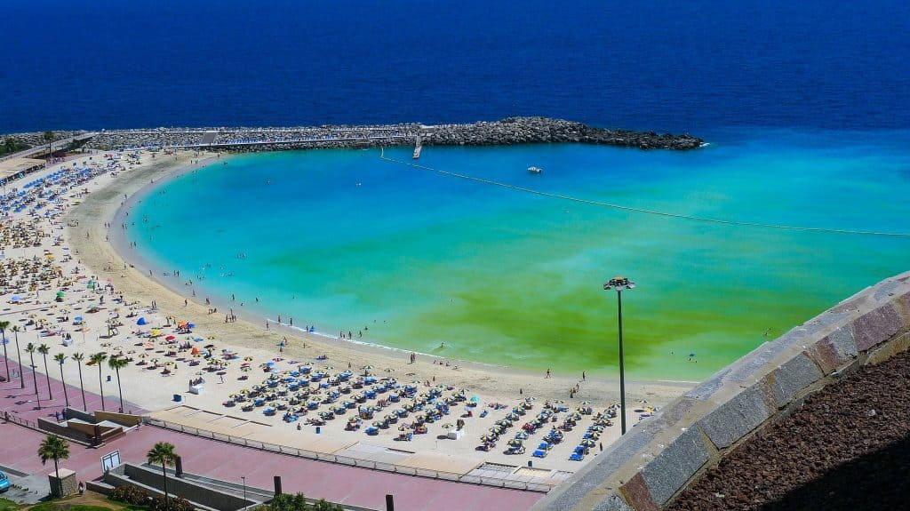 family holiday in Gran Canaria