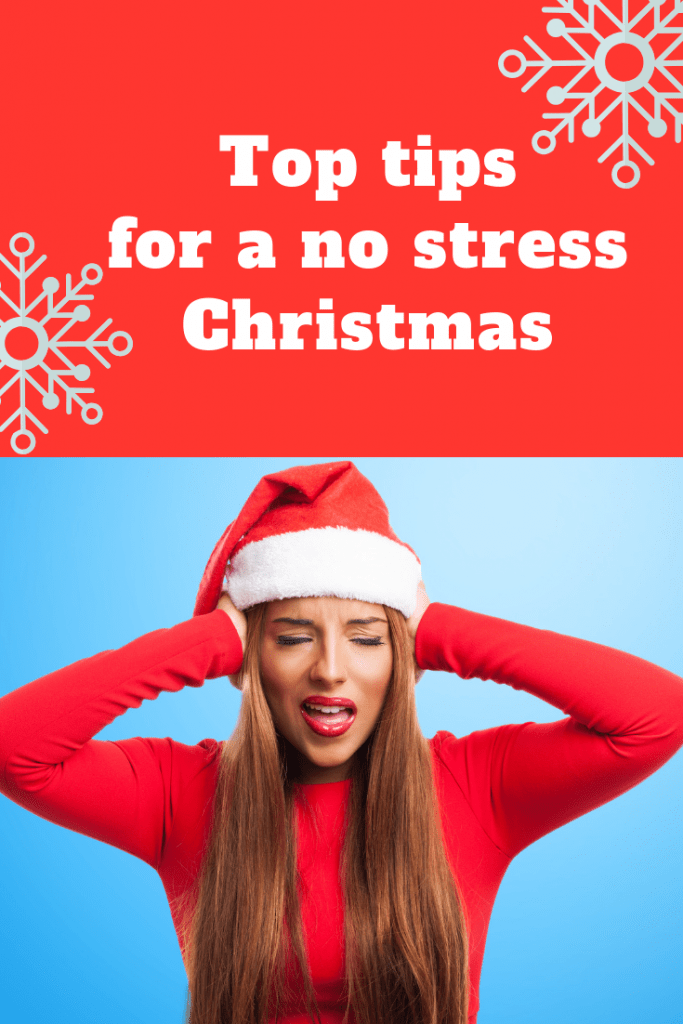 no stress Christmas
