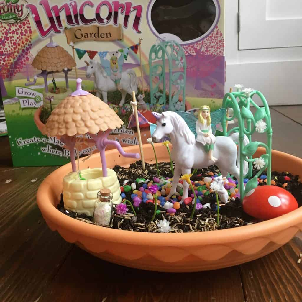 My Fairy Garden Unicorn Garden Review