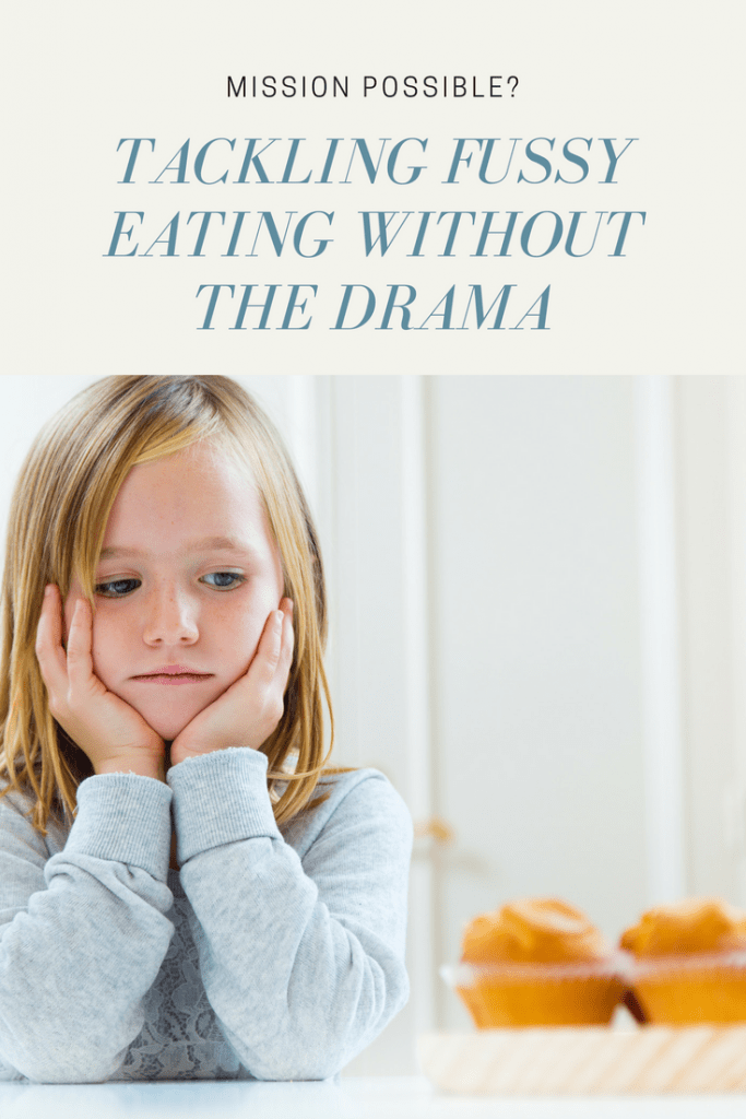 Tackling fussy eating without the drama