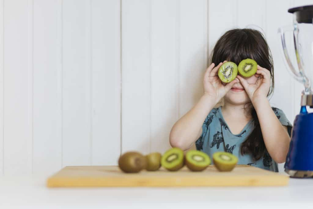 encourage your child to eat more healthily
