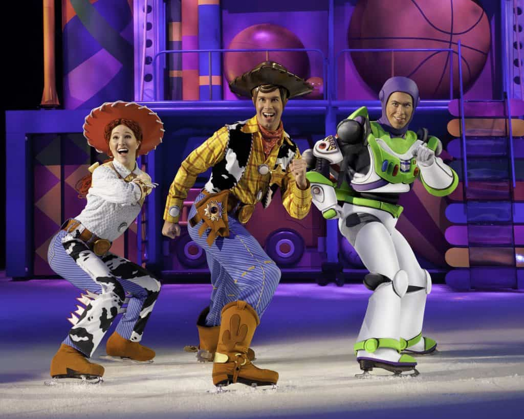 Disney on Ice's World of Enchantment