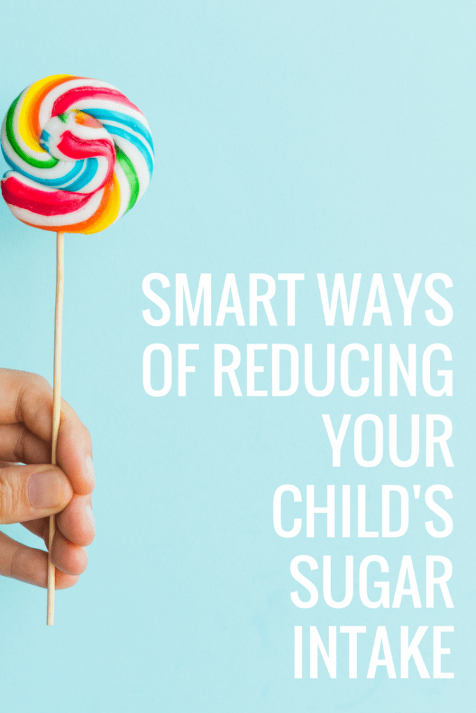 Smart ways of reducing your child's sugar intake