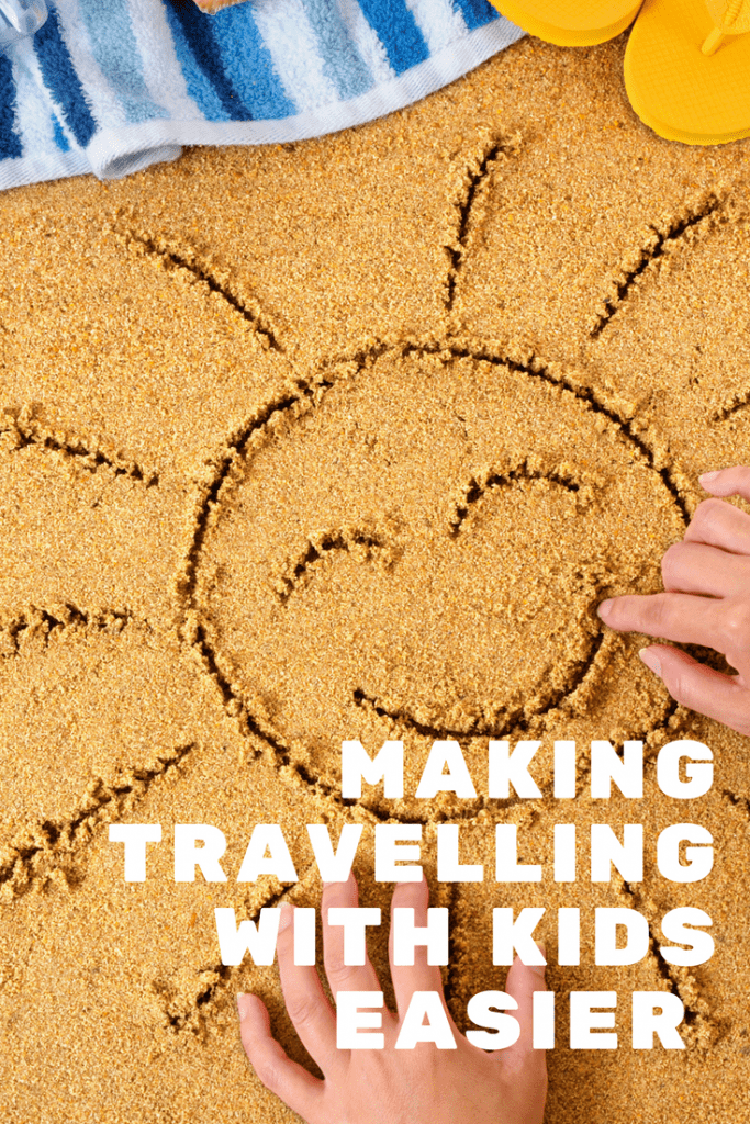 Quick guide: Making travelling with kids easier