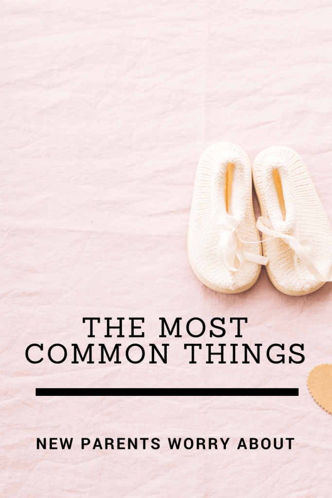 The most common things new parents worry about