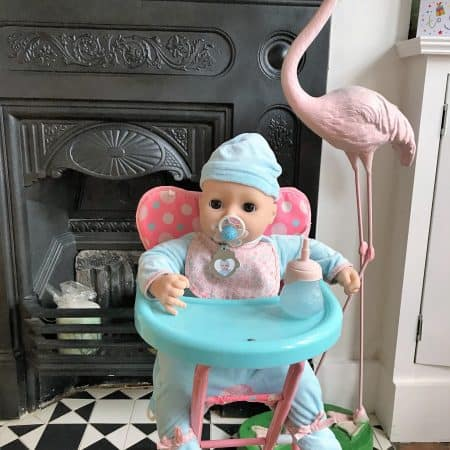 Baby Annabell Brother