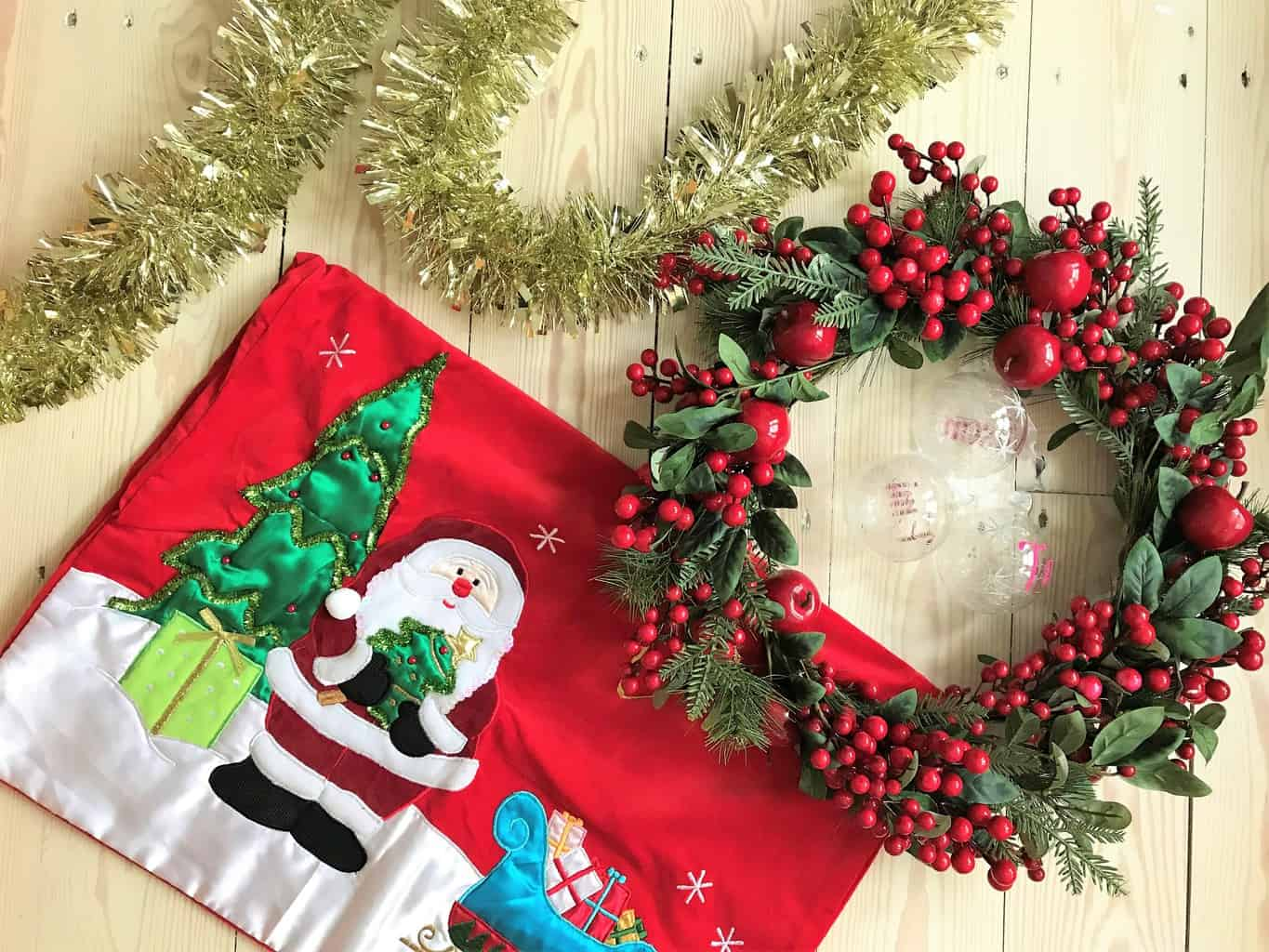 186db284f6 Gorgeous personalised Xmas decorations and more from The Christmas Cart +   WIN!