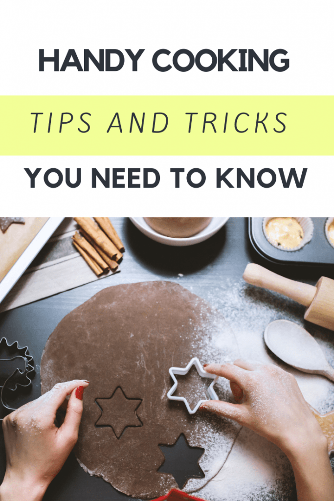 Handy cooking tips and tricks every mum needs to know