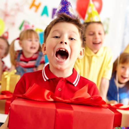 children's party gifts