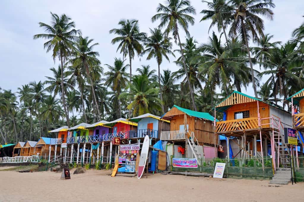 family holiday to Goa