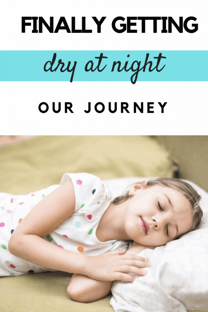 Getting child dry at night #family #parenting #children