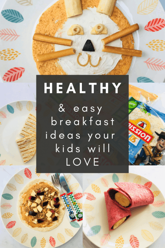 Healthy and easy breakfast ideas your kids will love #breakfast #food #recipes #family