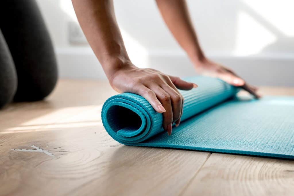 Home workouts for mums