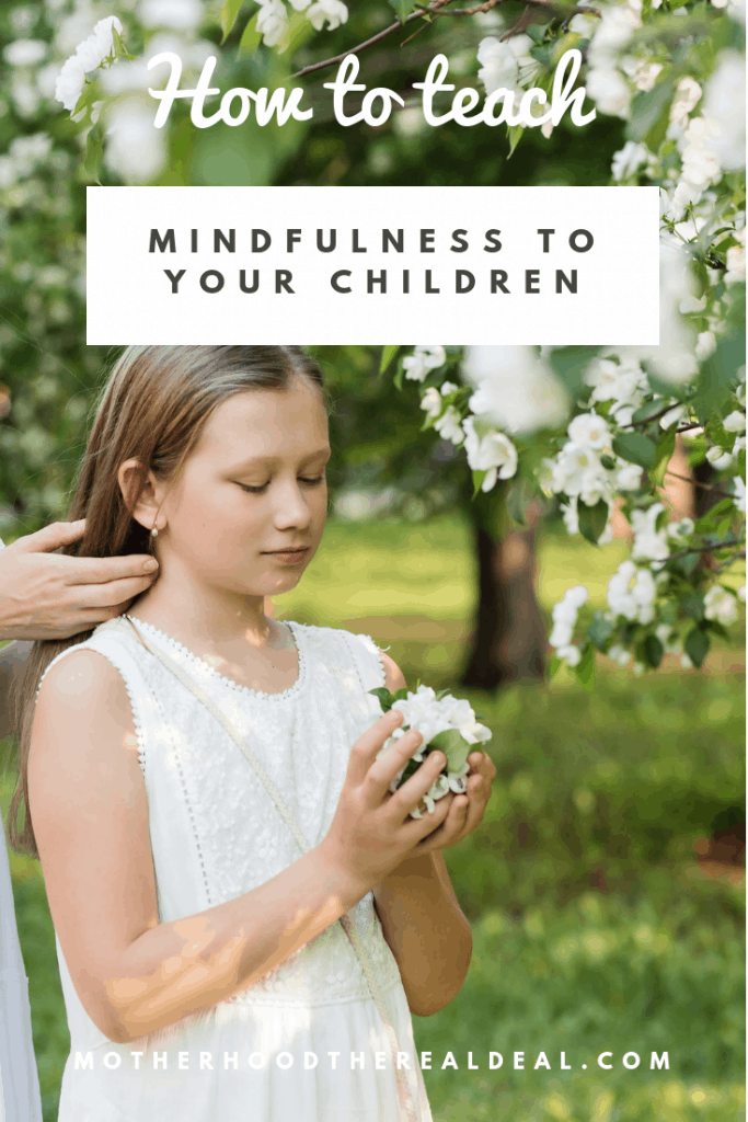 Mindfulness is so beneficial for #children. Here's how you can start introducing it into your children's lives from today:  https://motherhoodtherealdeal.com/parenthood/mindfulness-for-children/ #wellbeing #wellness #parenting #parentingtips #wellnesswednesday