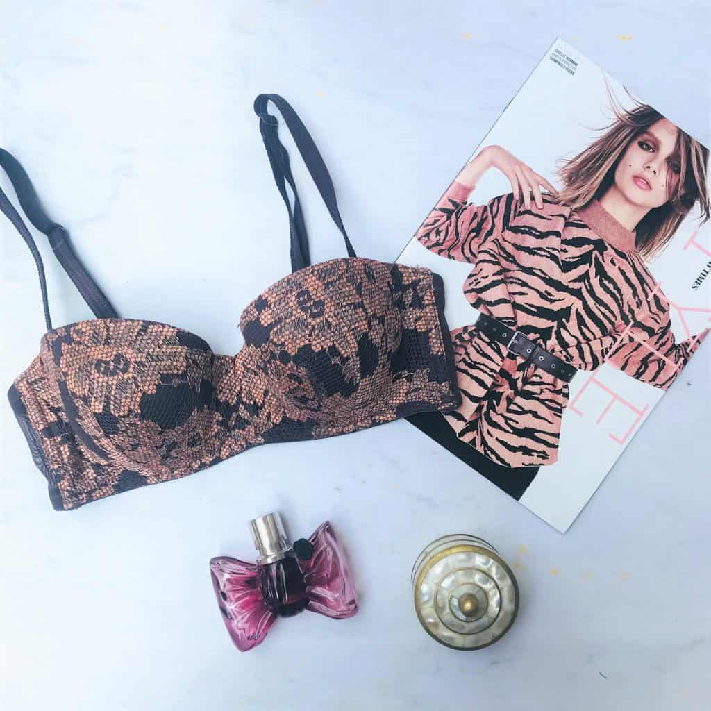 invest in new lingerie