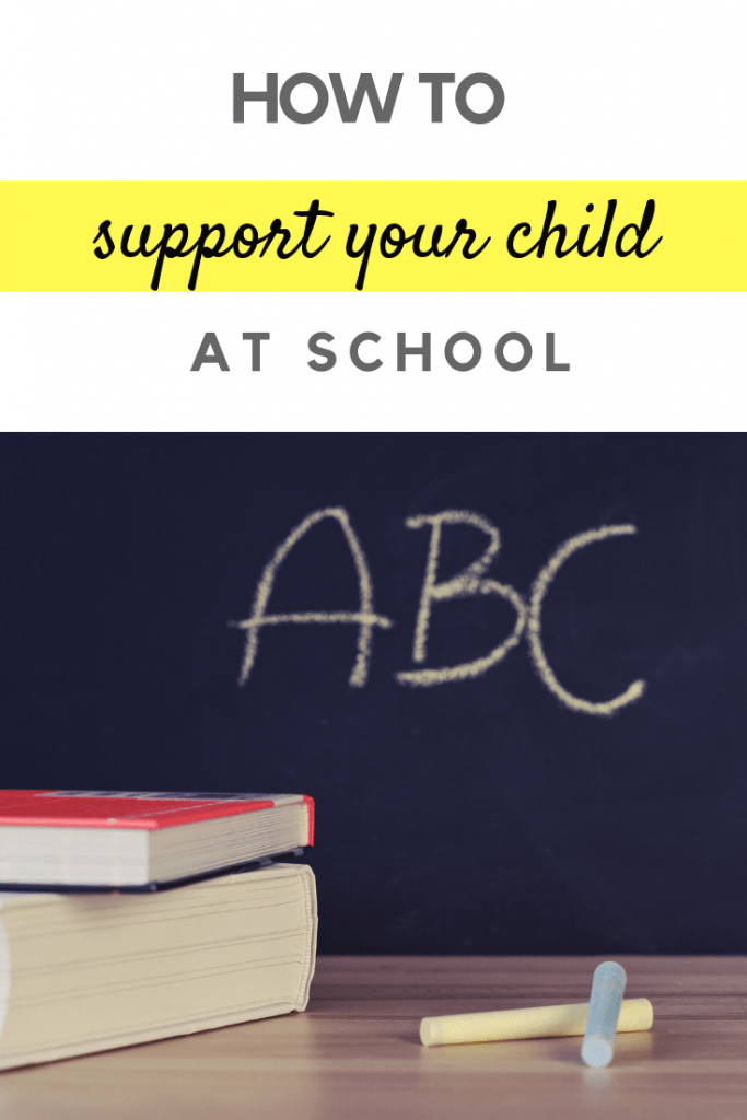 How to support your child at school #parentingtips #school #education