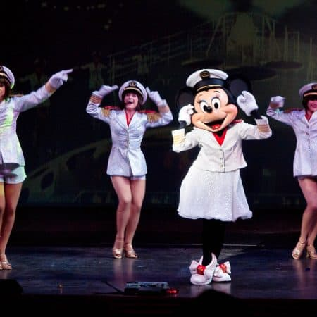 Disney cruise holiday