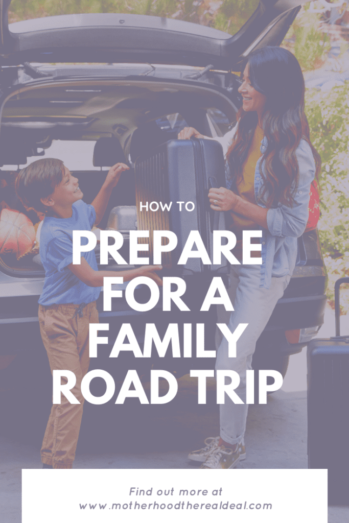 How to prepare for a family road trip #familytravel #travelfamily