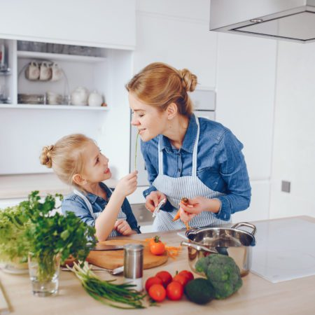 children have a healthy relationship with food