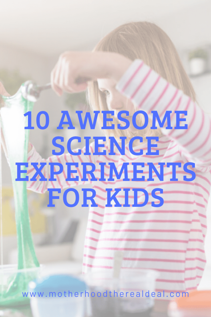 Awesome science experiments for kids #science #scienceexperiments
