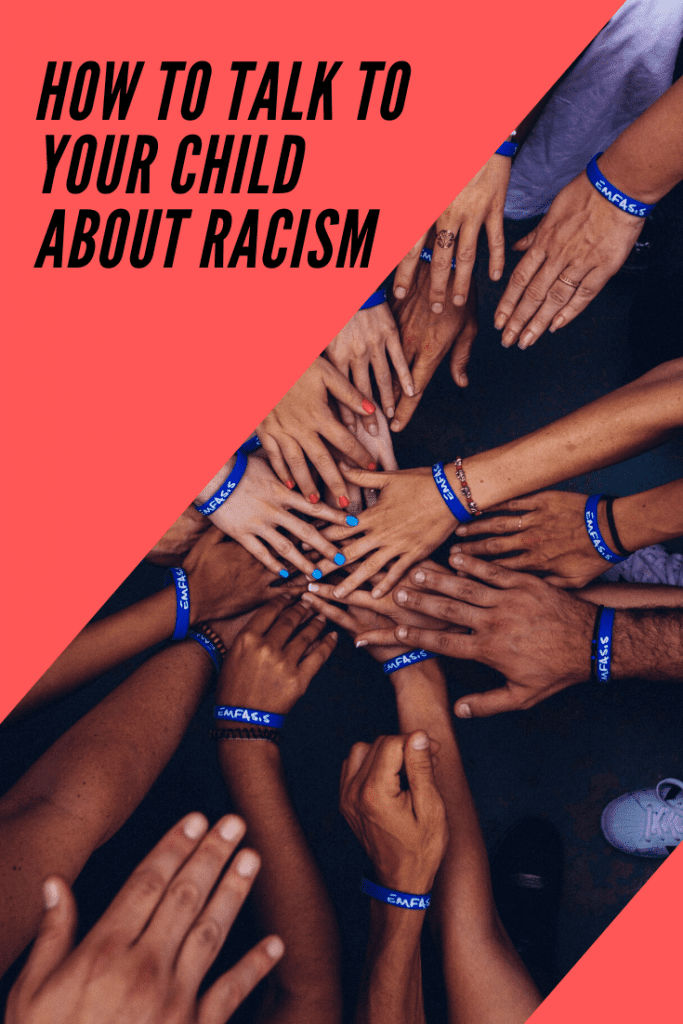 How to talk to your child about racism #racism #diversity #ethnicity #equality