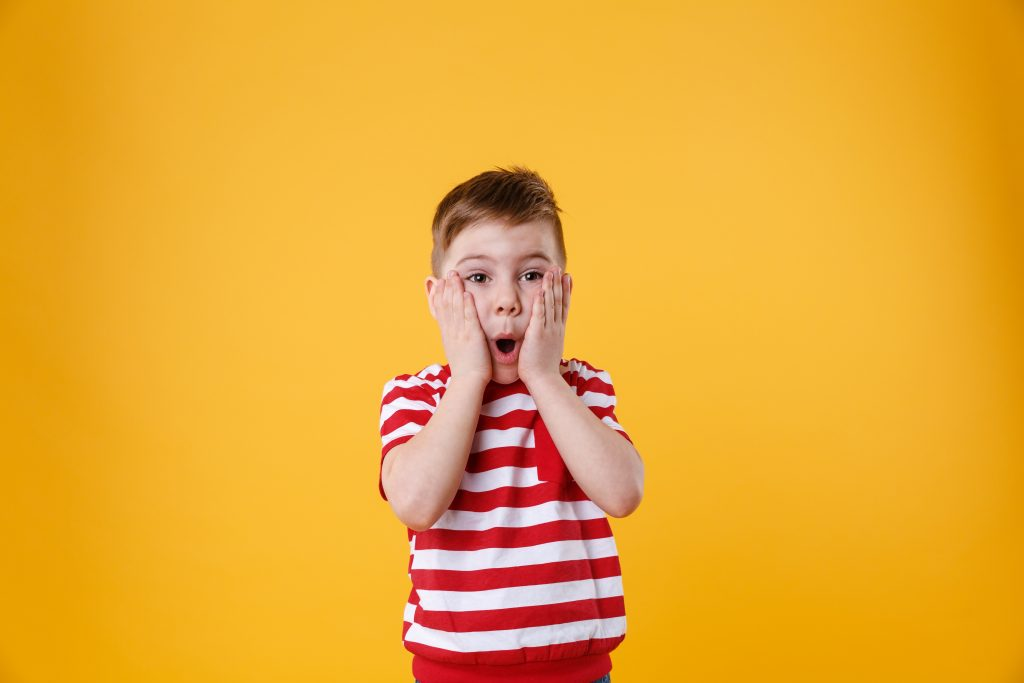 What to do when your child starts swearing