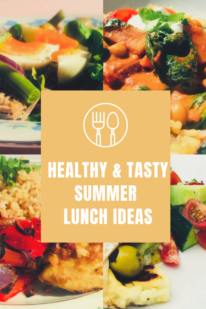 Healthy and tasty lunch ideas #lunch #lunchideas #healthyfood