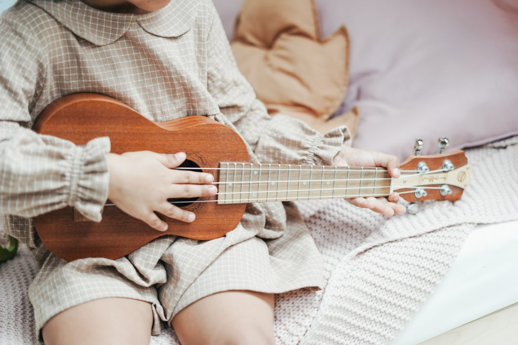 introduce your child to music